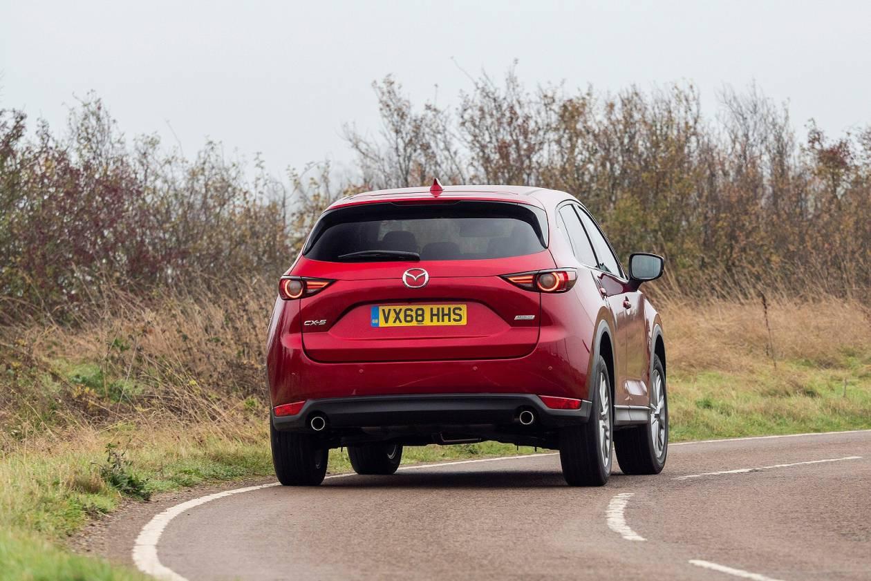Image 5: Mazda CX-5 Estate 2.0 SE-L NAV+ 5dr