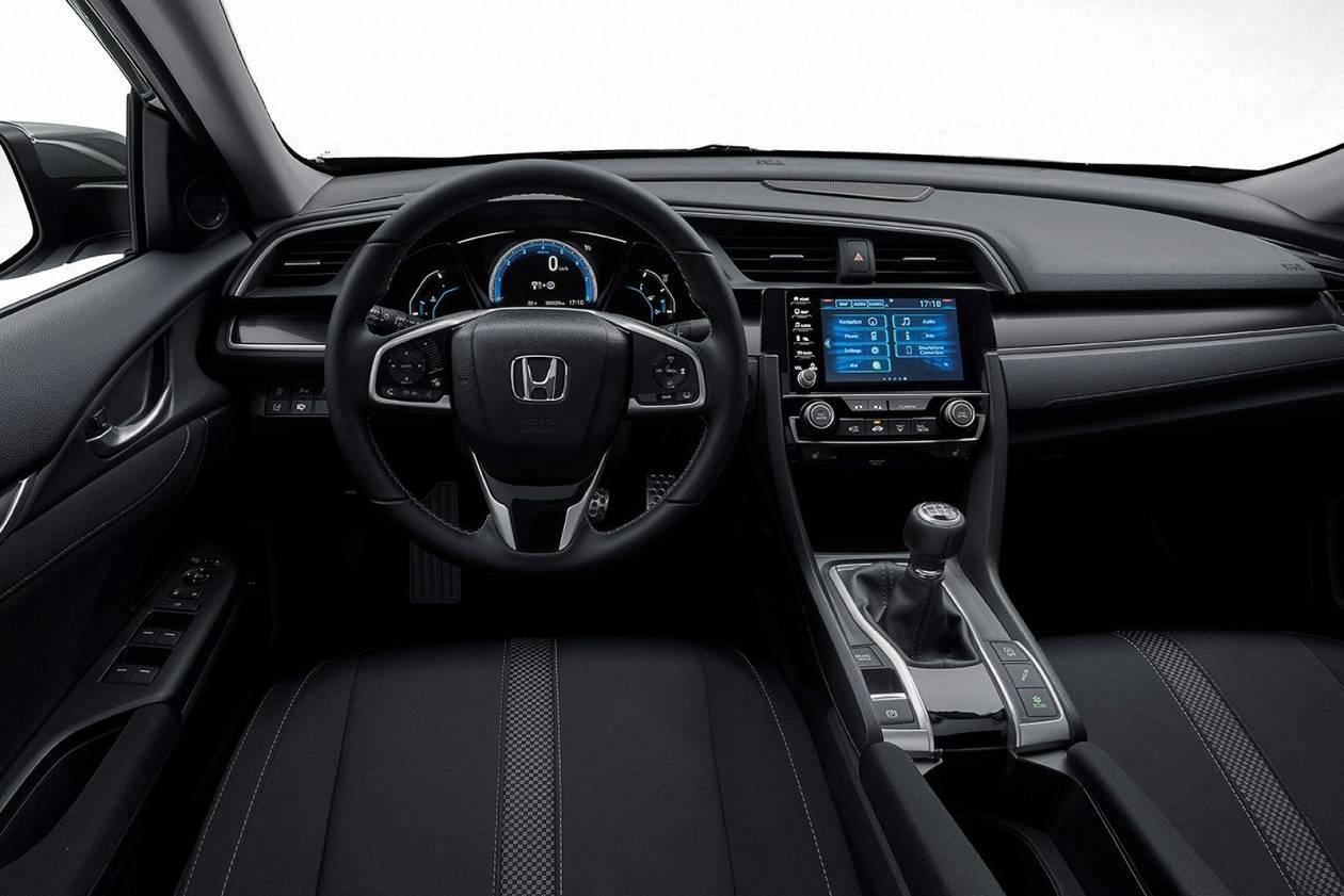 Image 3: Honda Civic Hatchback 1.0 Vtec Turbo 126 EX 5dr