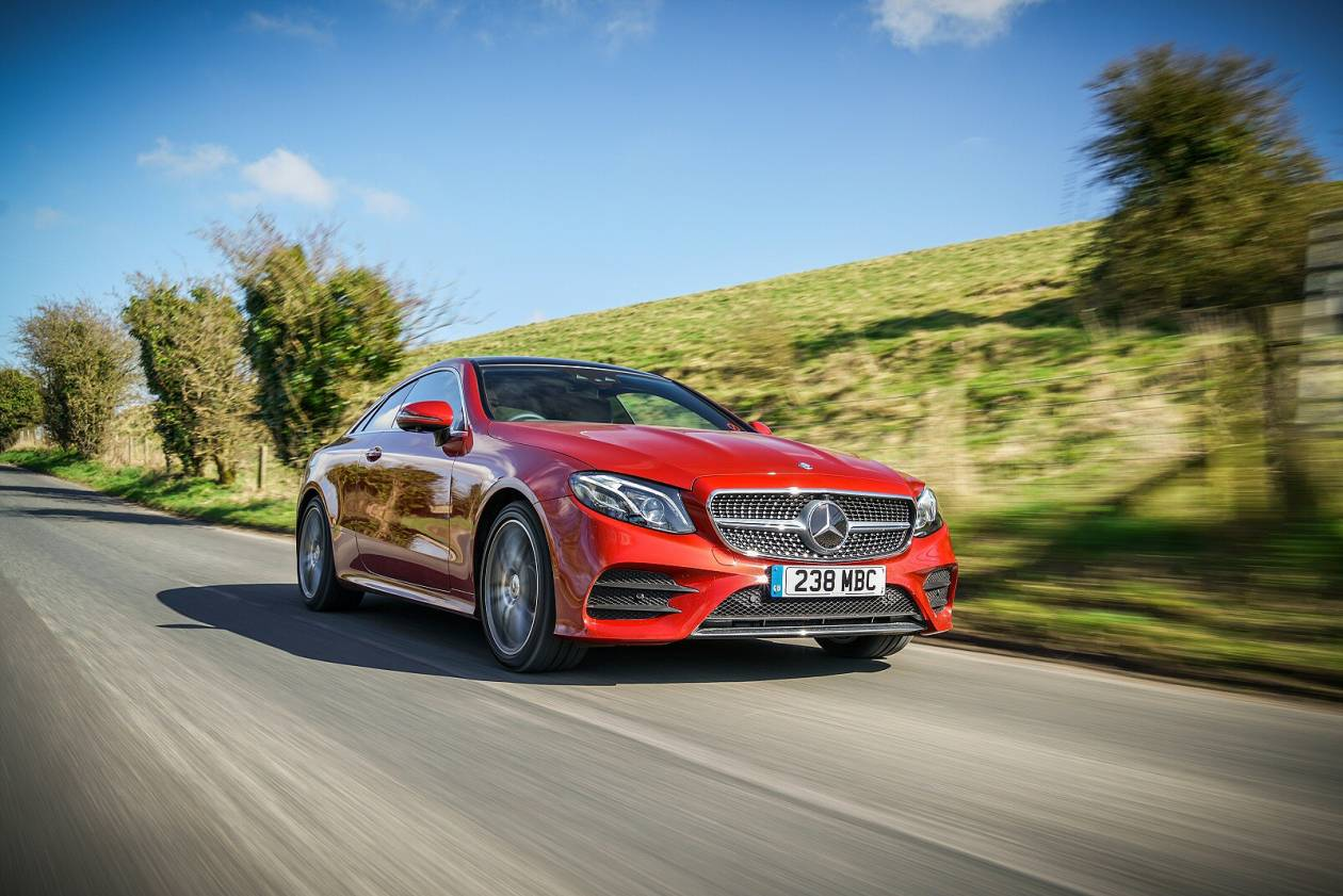 Image 4: Mercedes-Benz E Class Coupe E300 AMG Line 2dr 9G-Tronic