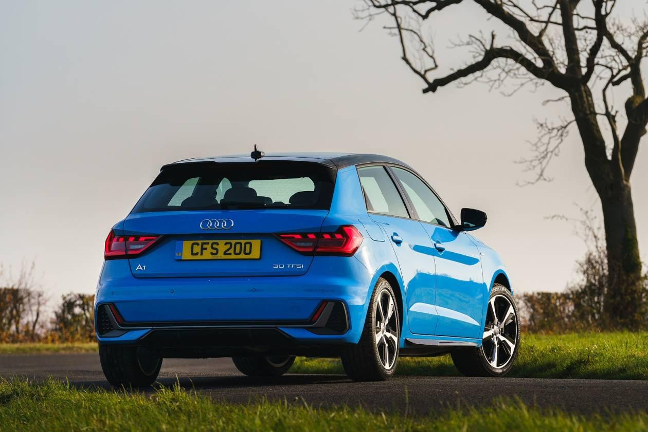 Image 2: Audi A1 Sportback 25 Tfsi S Line 5dr