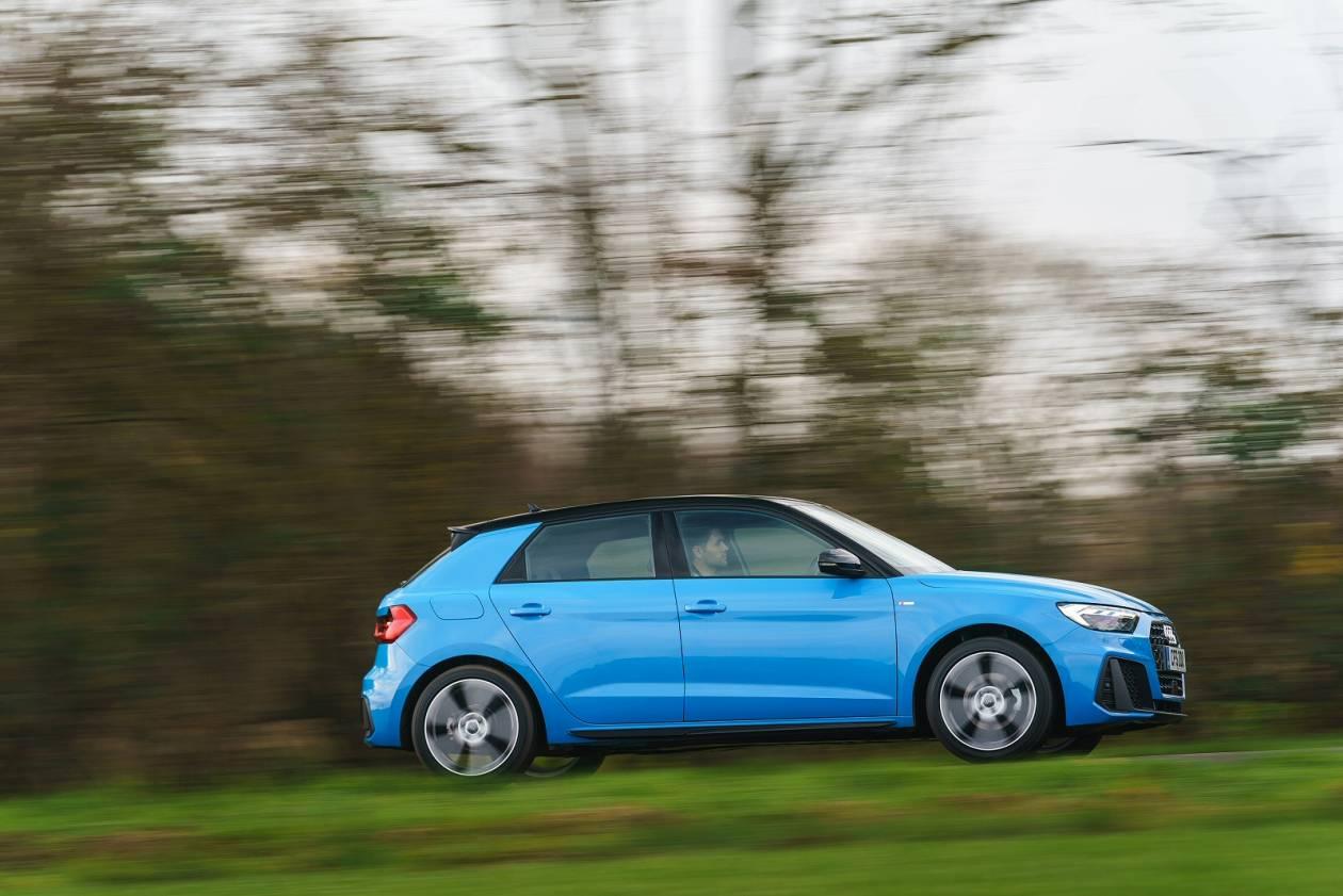 Image 4: Audi A1 Sportback 25 Tfsi S Line 5dr