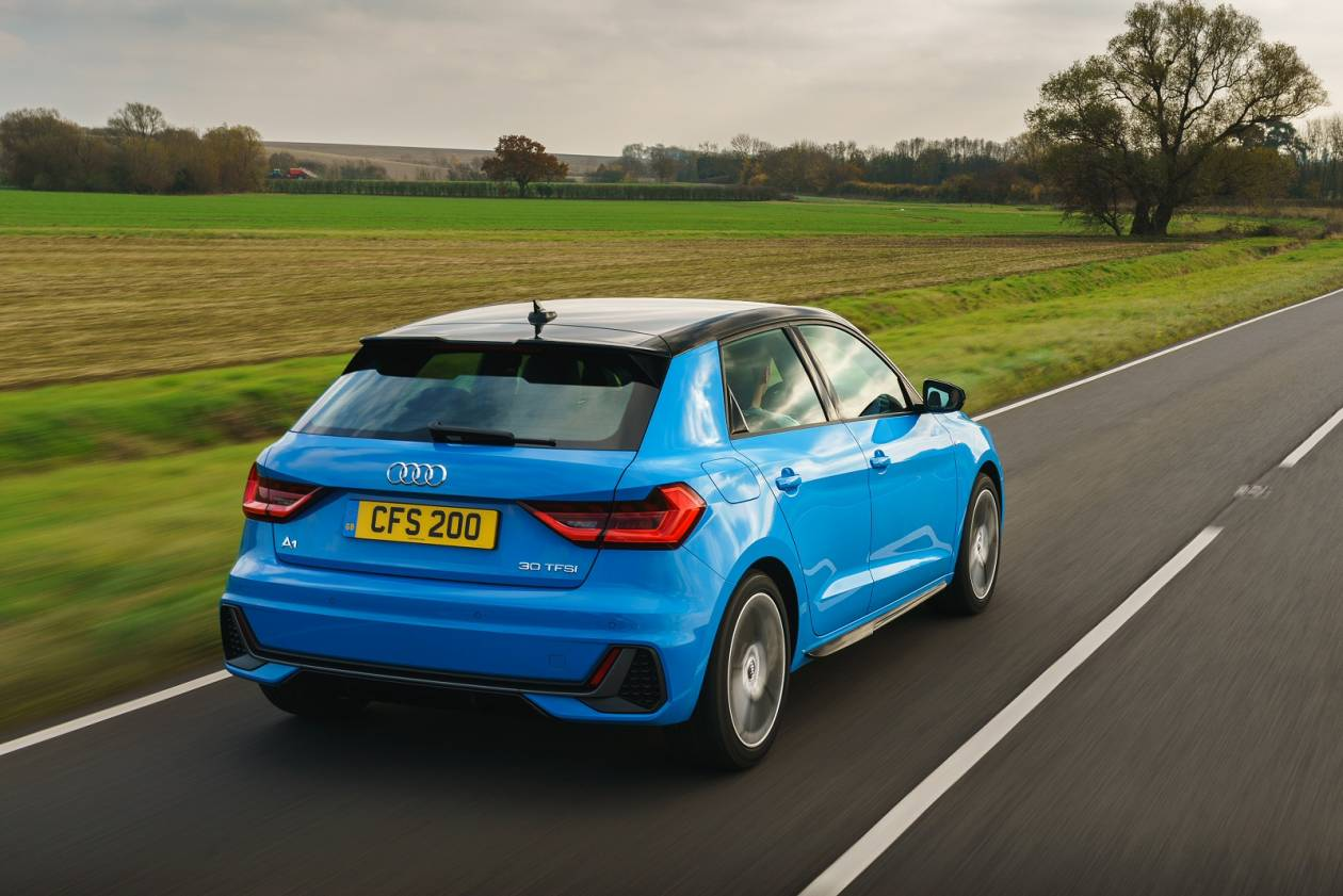 Image 5: Audi A1 Sportback 25 Tfsi S Line 5dr