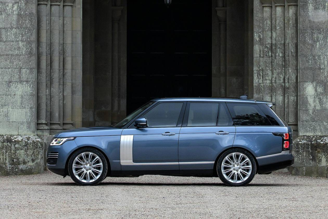 Image 3: Land Rover Range Rover Estate 5.0 P565 Svautobiography Dynamic 4dr Auto
