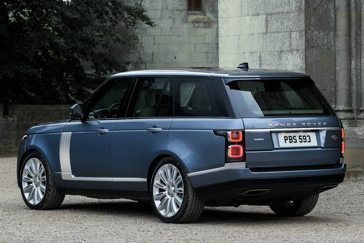 Image 2: Land Rover Range Rover Estate 5.0 P565 Svautobiography Dynamic 4dr Auto