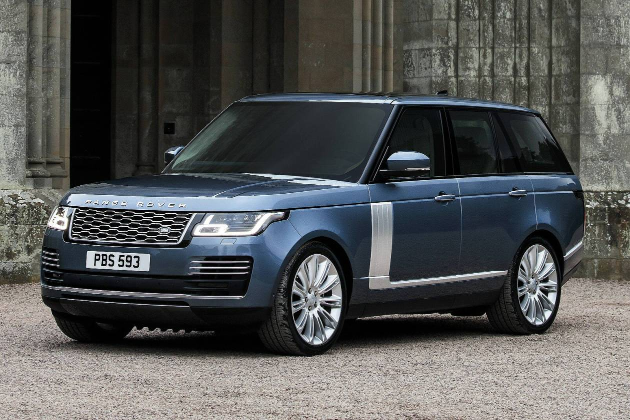 Image 1: Land Rover Range Rover Estate 5.0 P565 Svautobiography Dynamic 4dr Auto