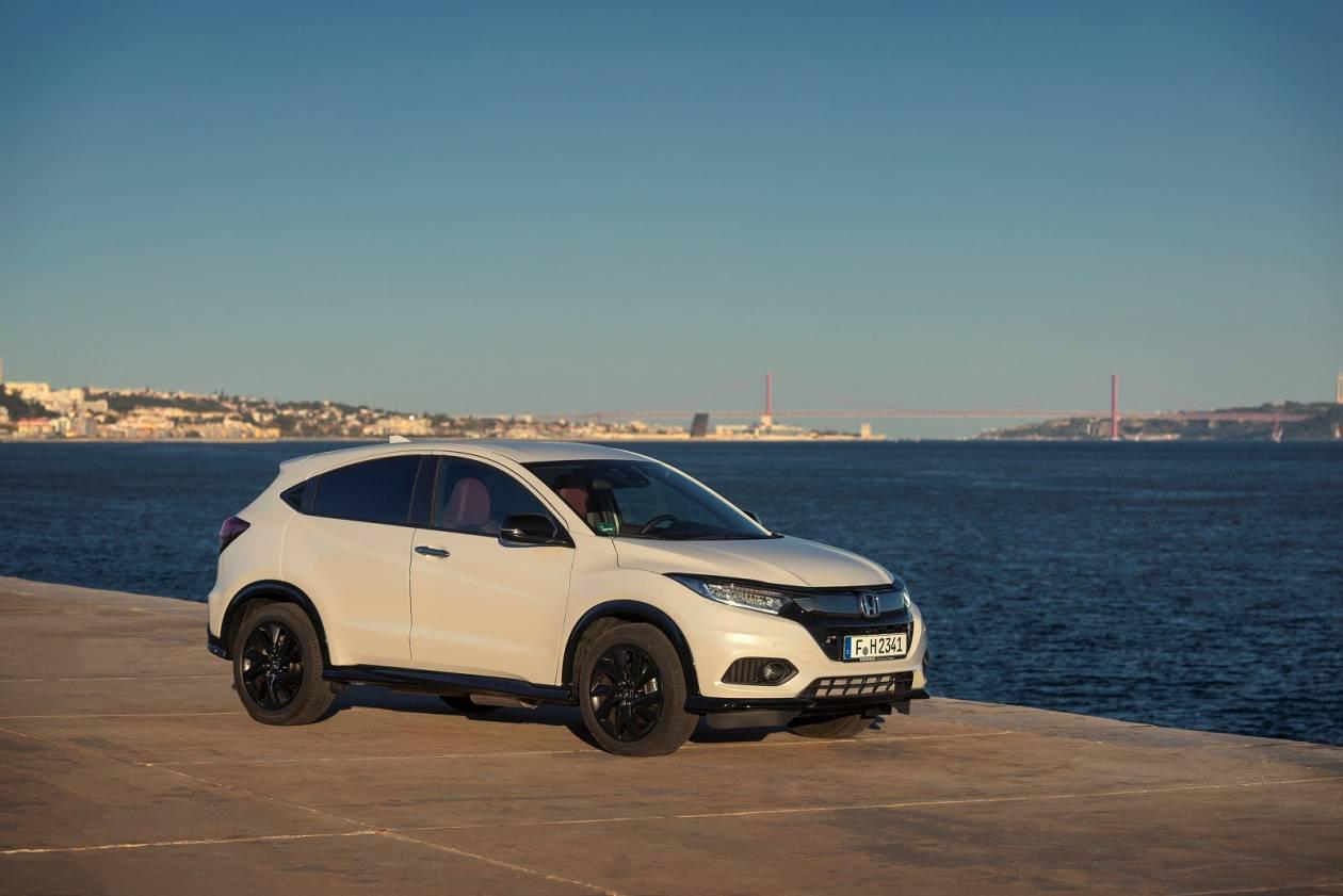 Image 5: Honda HR-V Diesel Hatchback 1.6 I-Dtec EX 5dr