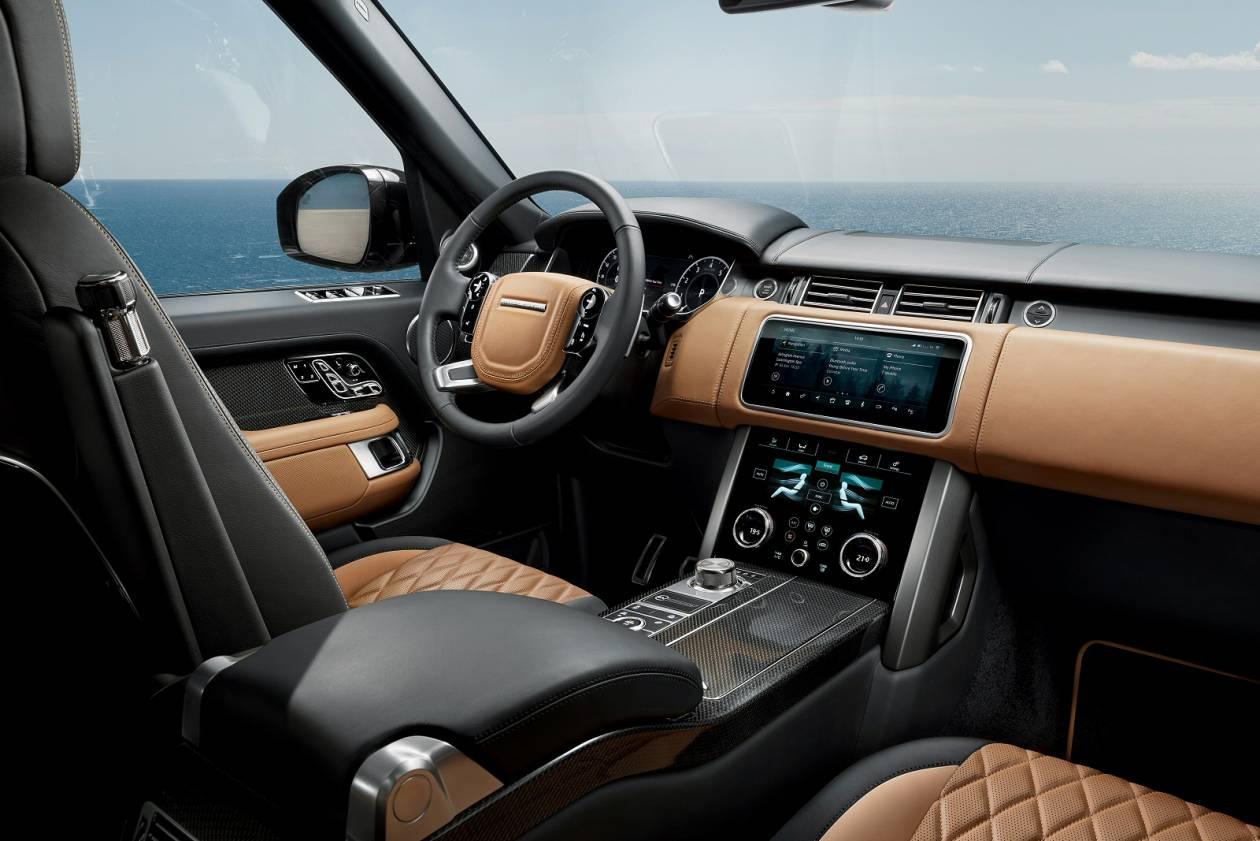 Image 3: Land Rover Range Rover Diesel Estate 4.4 SDV8 Autobiography 4dr Auto
