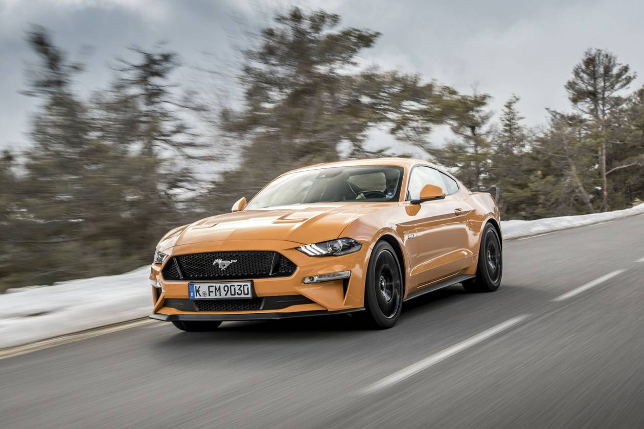 Video review ford mustang fastback 2 3 ecoboost 2dr auto