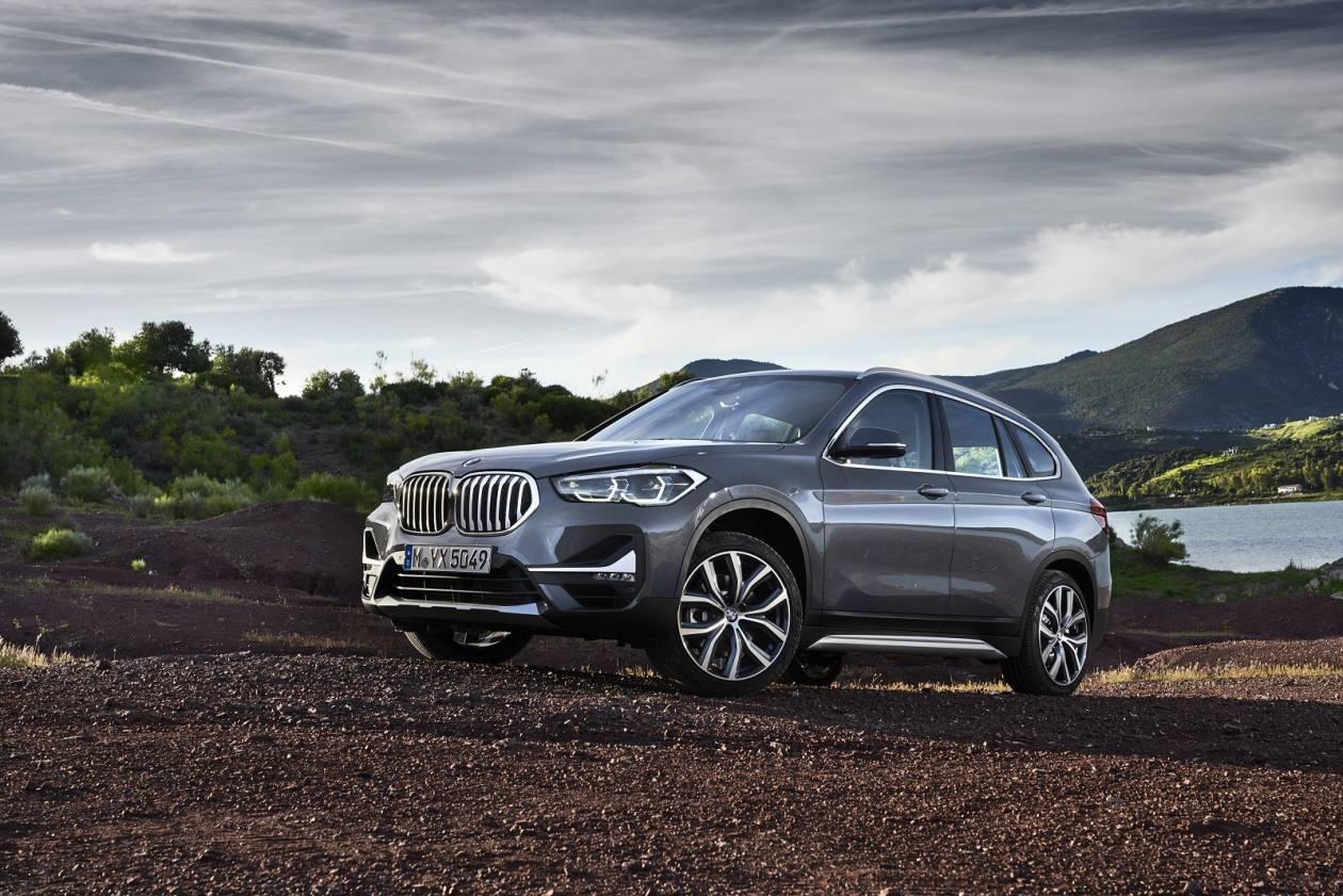 Image 1: BMW X1 Estate Sdrive 18I M Sport 5dr Step Auto