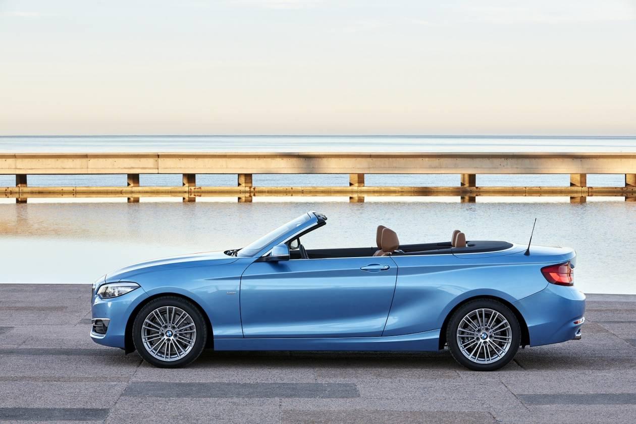 Image 1: BMW 2 Series Convertible 218I M Sport 2dr [NAV] Step Auto
