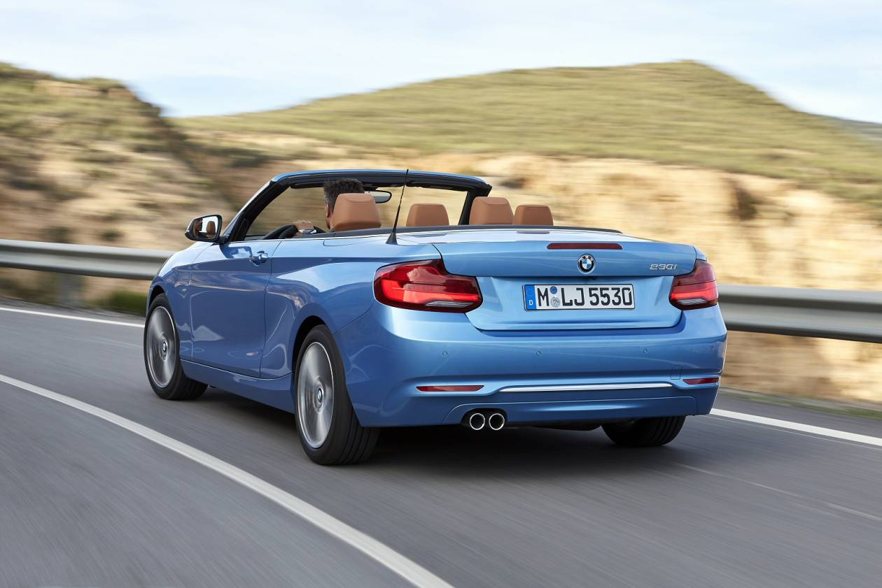 Image 6: BMW 2 Series Convertible 218I M Sport 2dr [NAV] Step Auto