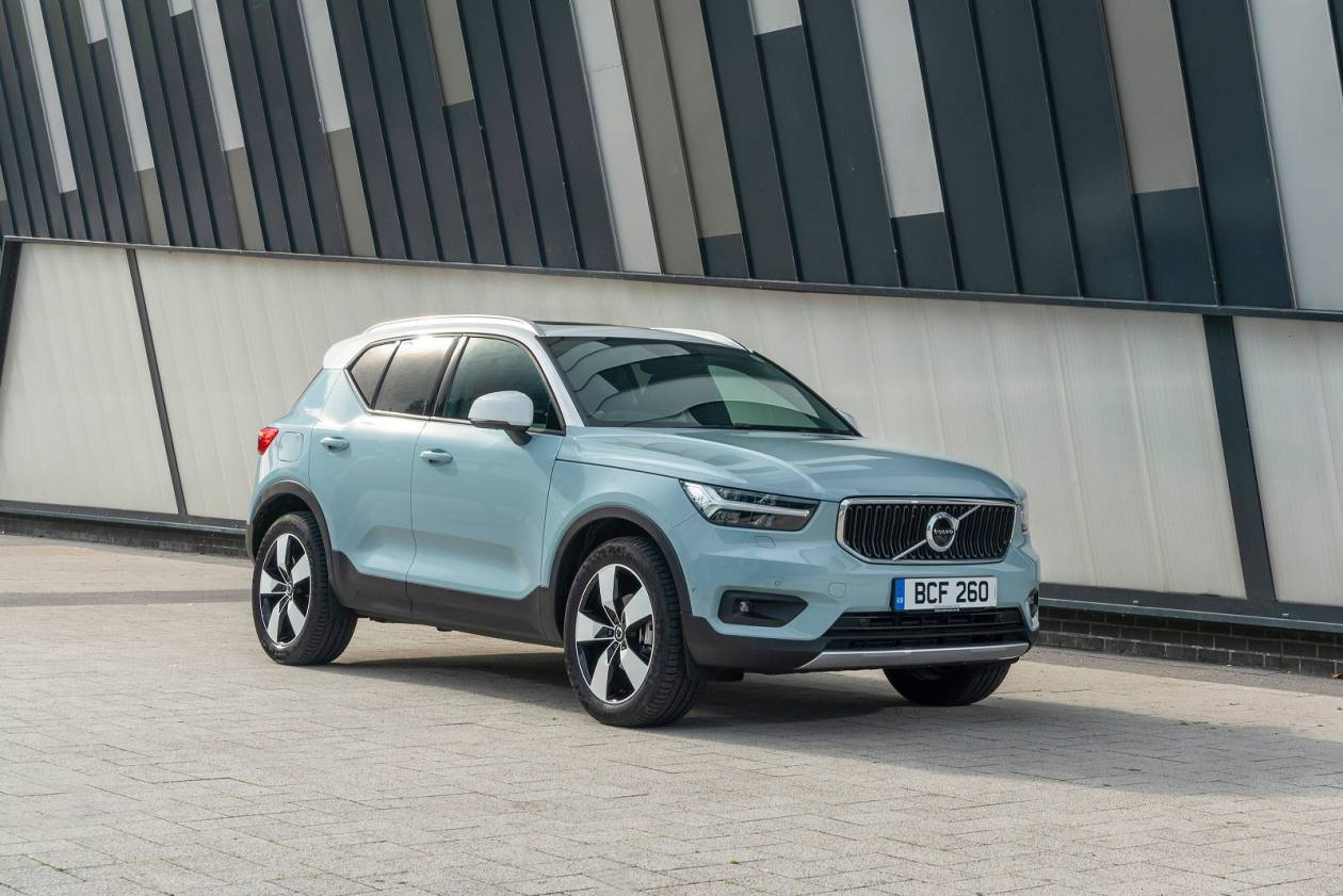 Image 1: Volvo XC40 Estate 2.0 T4 Inscription 5dr AWD Geartronic