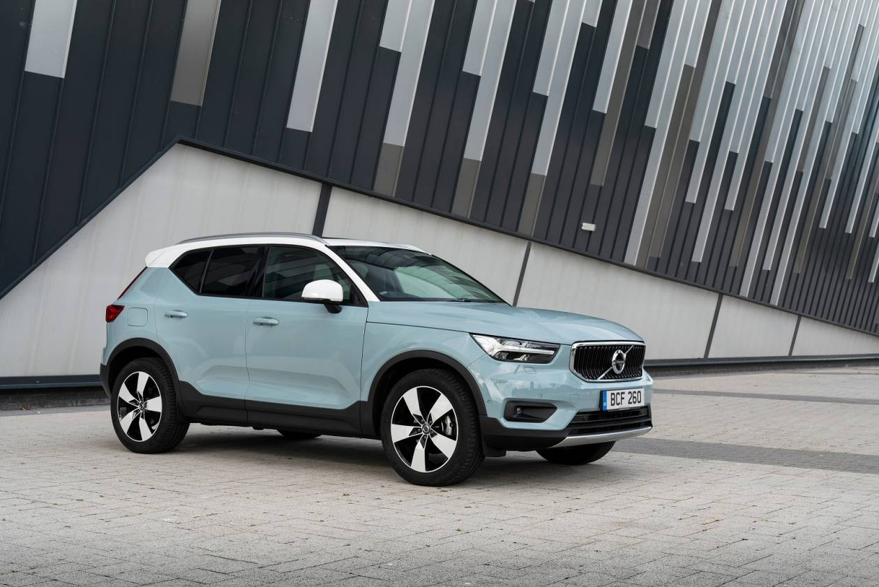 Image 5: Volvo XC40 Estate 2.0 T4 Inscription 5dr AWD Geartronic