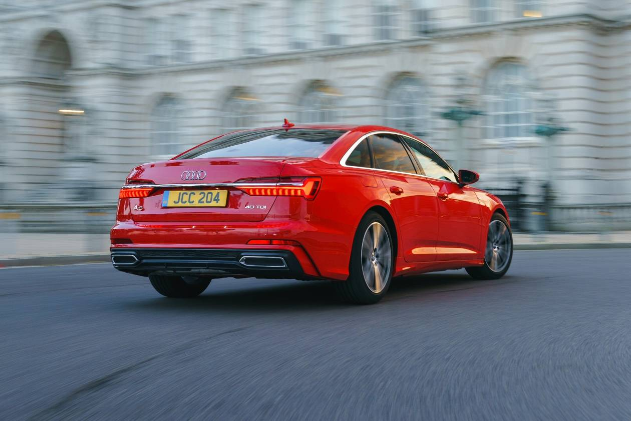 Image 3: Audi A6 Saloon 45 Tfsi Quattro Sport 4dr S Tronic
