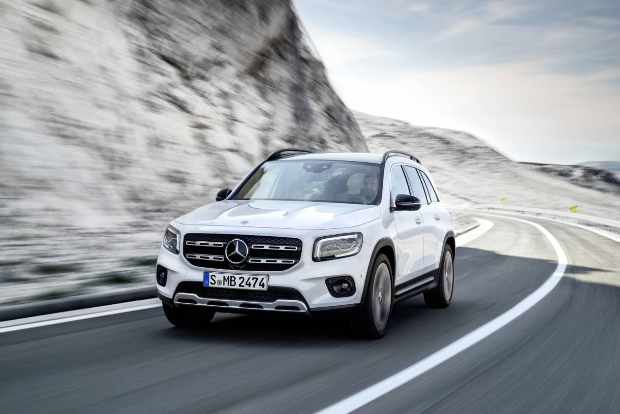 Image 4: Mercedes-Benz GLB Estate GLB 200 AMG Line 5dr 7G-Tronic