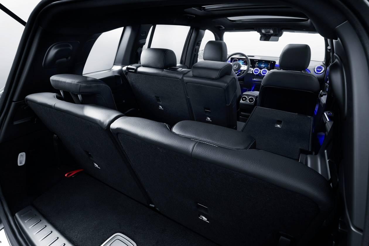 Image 6: Mercedes-Benz GLB Estate GLB 200 AMG Line 5dr 7G-Tronic