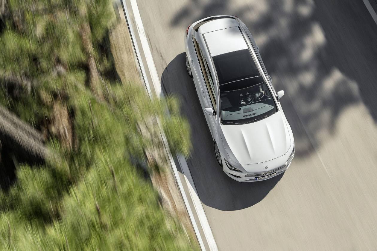 Image 6: Mercedes-Benz CLA Class Shooting Brake CLA 200 AMG Line 5dr TIP Auto