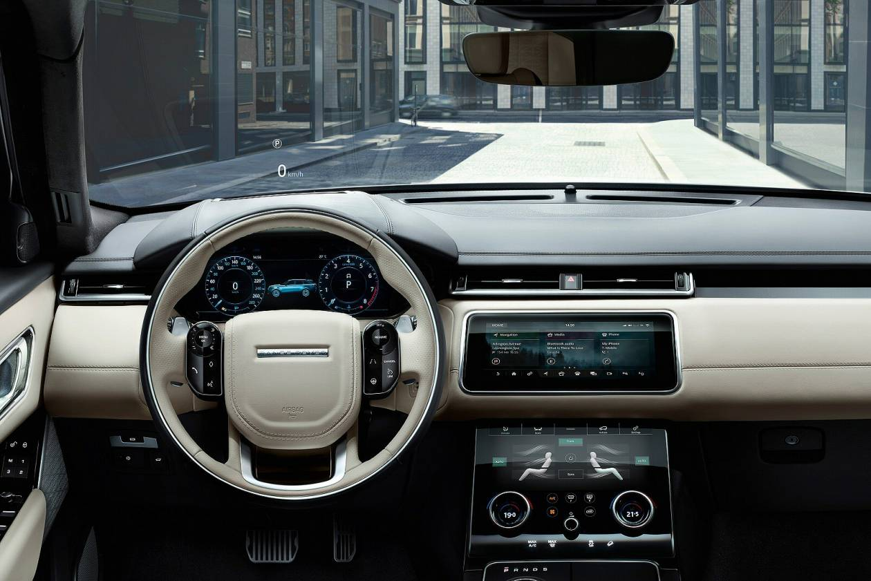 Image 3: Land Rover Range Rover Velar Diesel Estate 2.0 D180 R-Dynamic S 5dr Auto