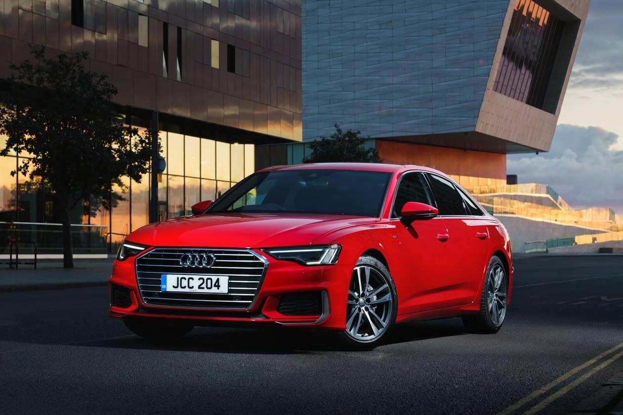 Image 1: Audi A6 Diesel Saloon 40 TDI S Line 4dr S Tronic