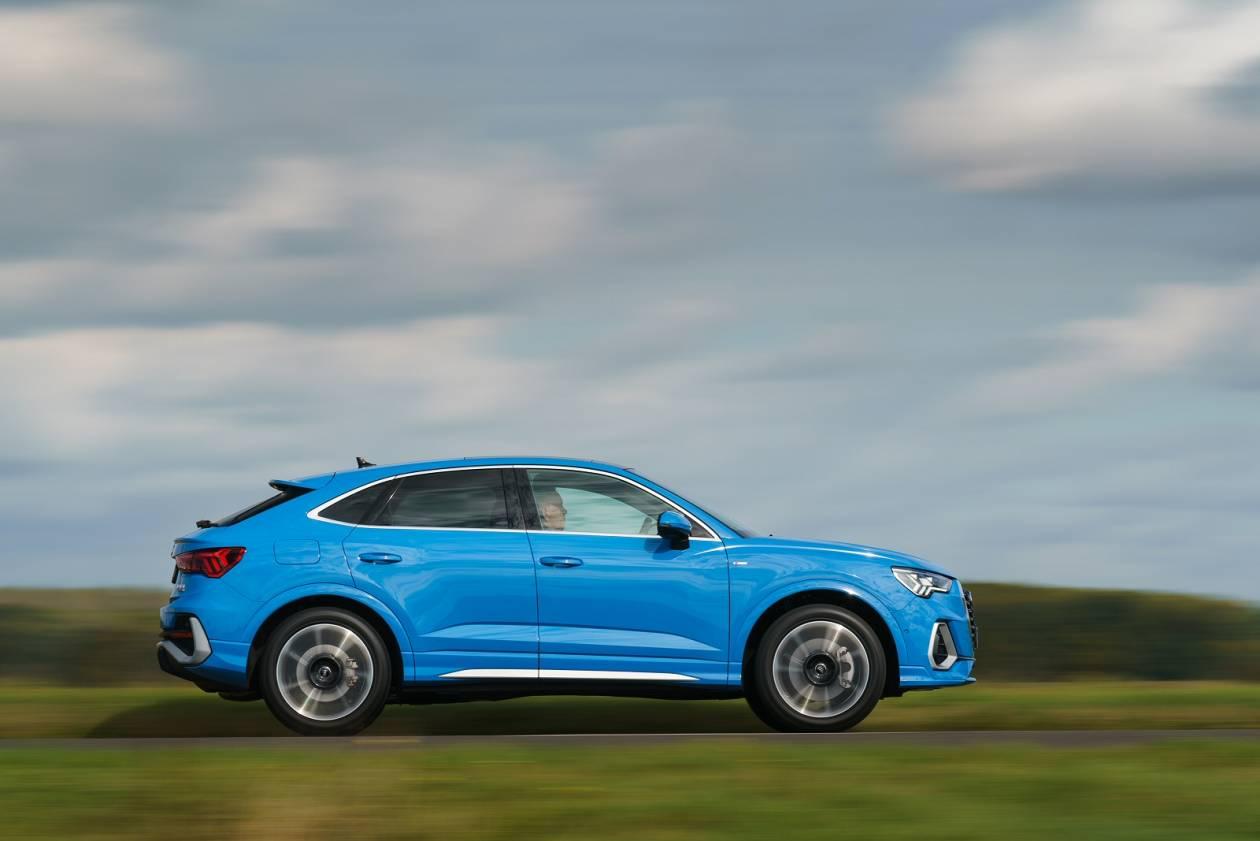 Image 4: Audi Q3 Sportback 35 Tfsi S Line 5dr S Tronic [comfort+sound Pack]