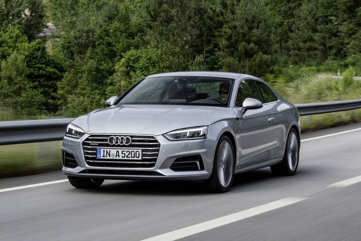 Image 4: Audi A5 Coupe 40 Tfsi S Line 2dr S Tronic [tech Pack]