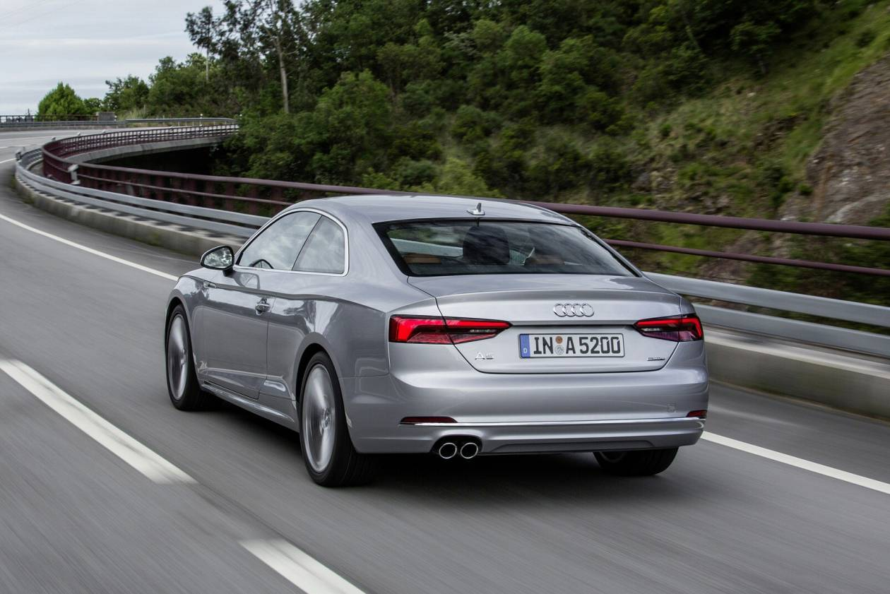 Image 5: Audi A5 Coupe 40 Tfsi S Line 2dr S Tronic [tech Pack]