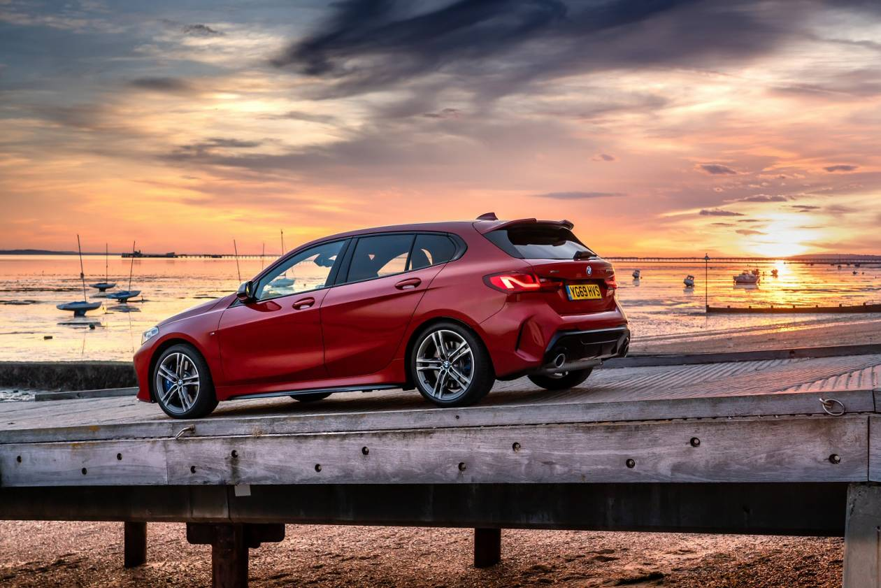 Image 4: BMW 1 Series Hatchback M135i Xdrive 5dr Step Auto