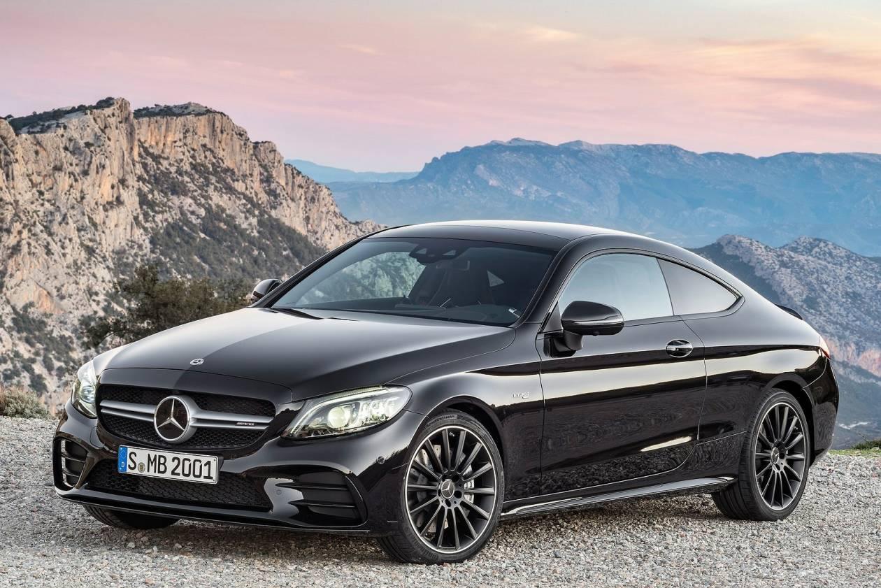 Image 6: Mercedes-Benz C Class Coupe C300 AMG Line 2dr 9G-Tronic