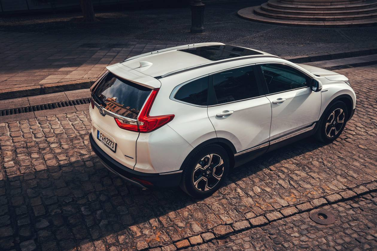 Image 2: Honda CR-V Estate 2.0 I-MMD Hybrid SR 5dr Ecvt