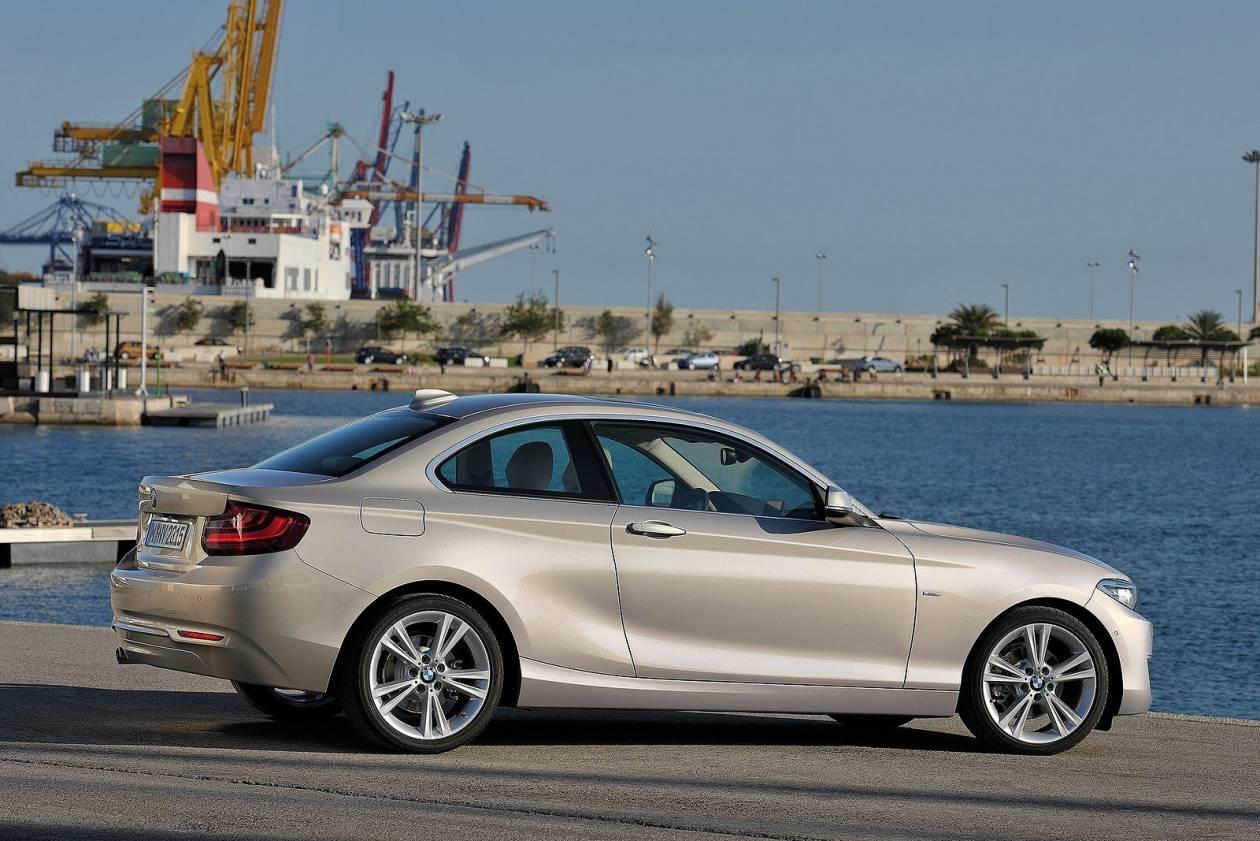 Image 3: BMW 2 Series Coupe 218I M Sport 2dr [NAV] Step Auto