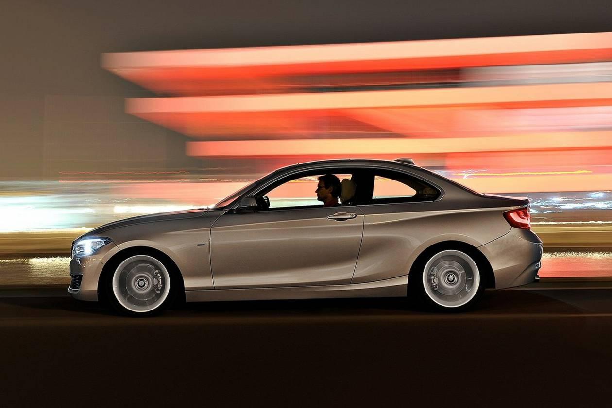 Image 5: BMW 2 Series Coupe 218I M Sport 2dr [NAV] Step Auto