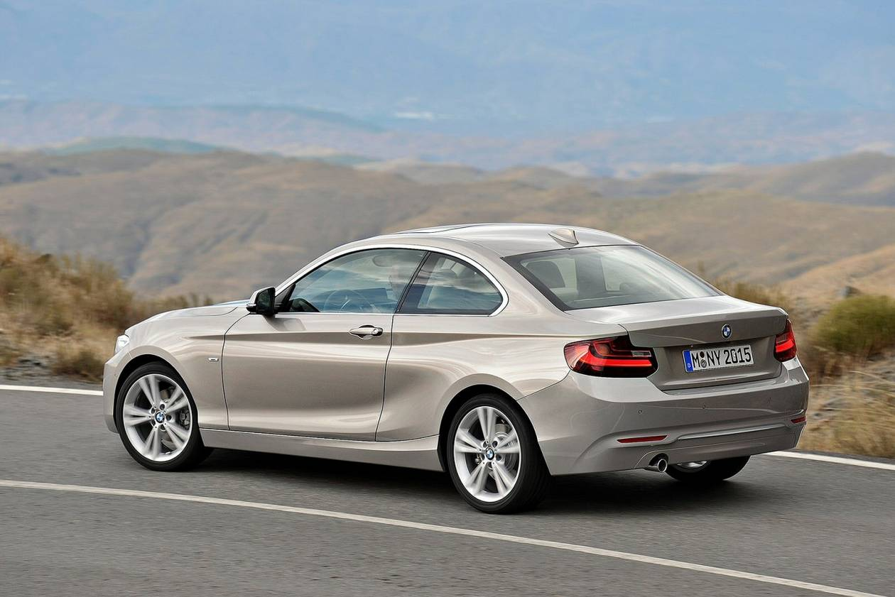 Image 6: BMW 2 Series Coupe 218I M Sport 2dr [NAV] Step Auto