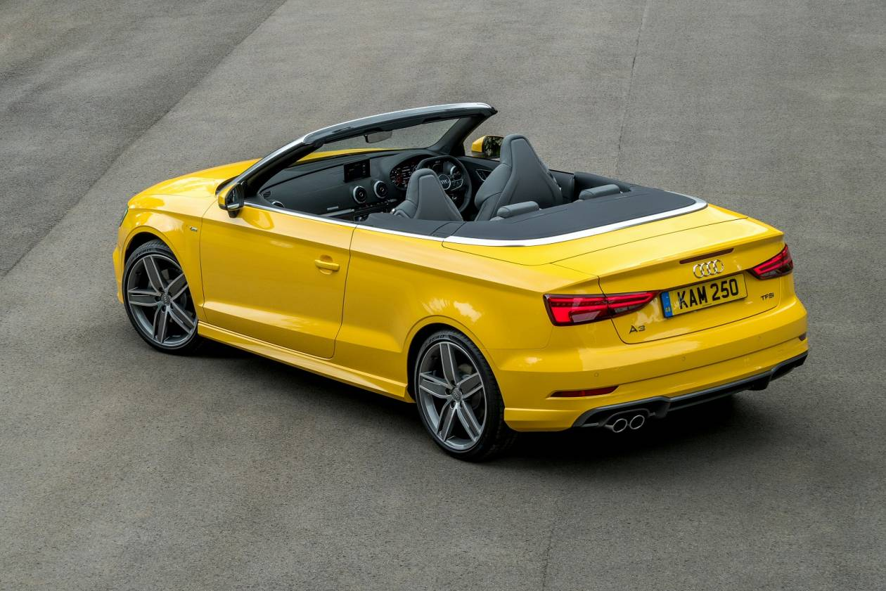 Audi A3 Cabriolet 35 Tfsi Sport 2dr S Tronic On Lease From 575 97 Inc Vat