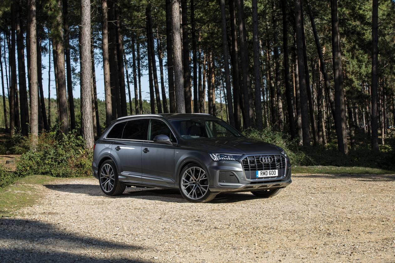 Image 2: Audi Q7 Diesel Estate 50 TDI Quattro Black Edition 5dr Tiptronic