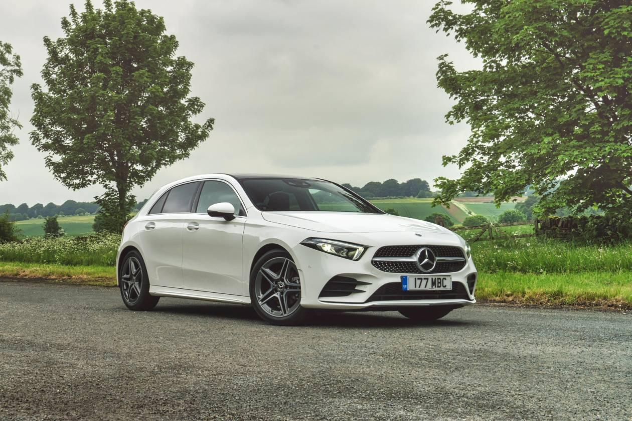 Image 1: Mercedes-Benz A Class Diesel Hatchback A180d SE 5dr