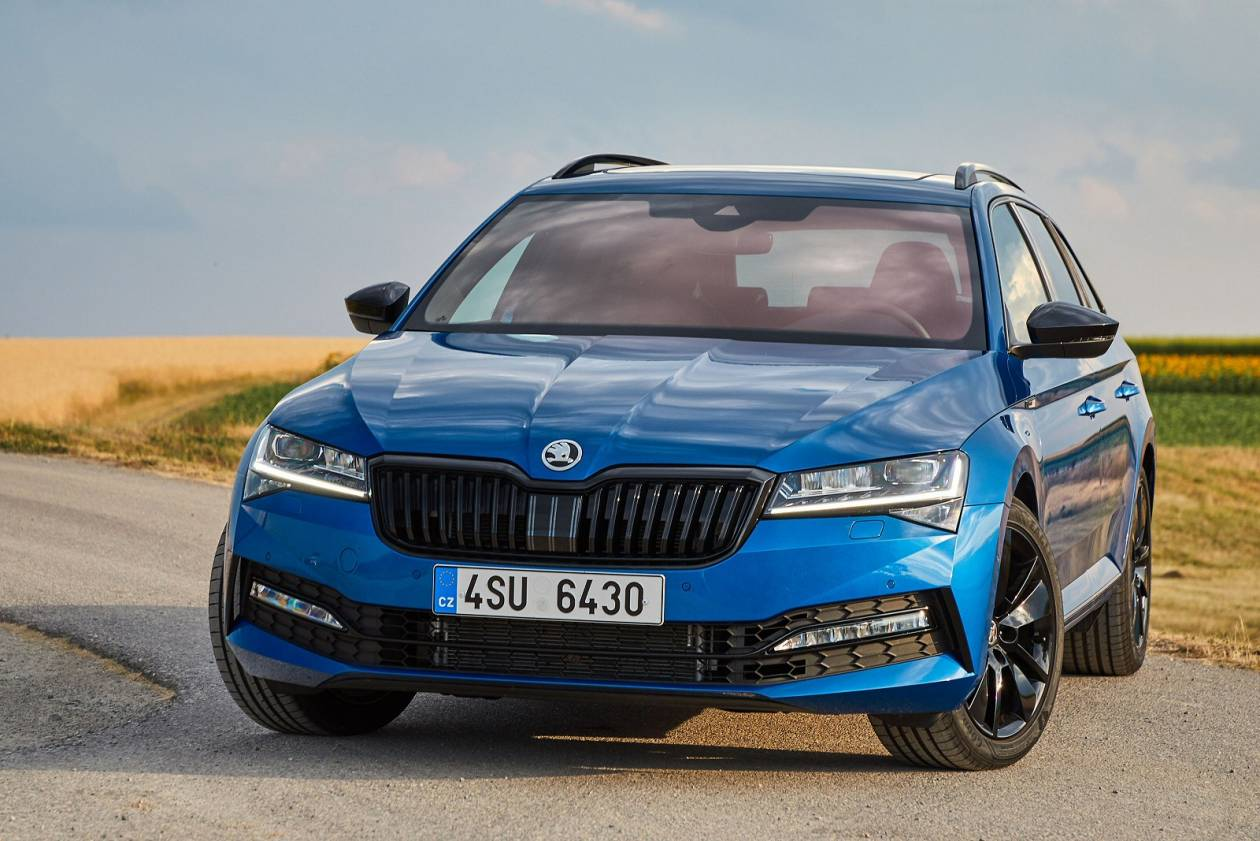 Image 2: Skoda Superb Diesel Estate 2.0 TDI CR SE L 5dr DSG