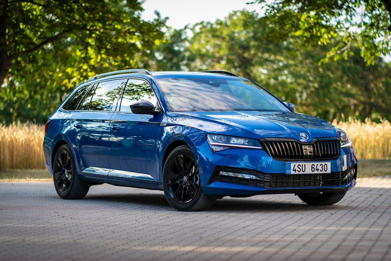 Image 5: Skoda Superb Diesel Estate 2.0 TDI CR SE L 5dr DSG