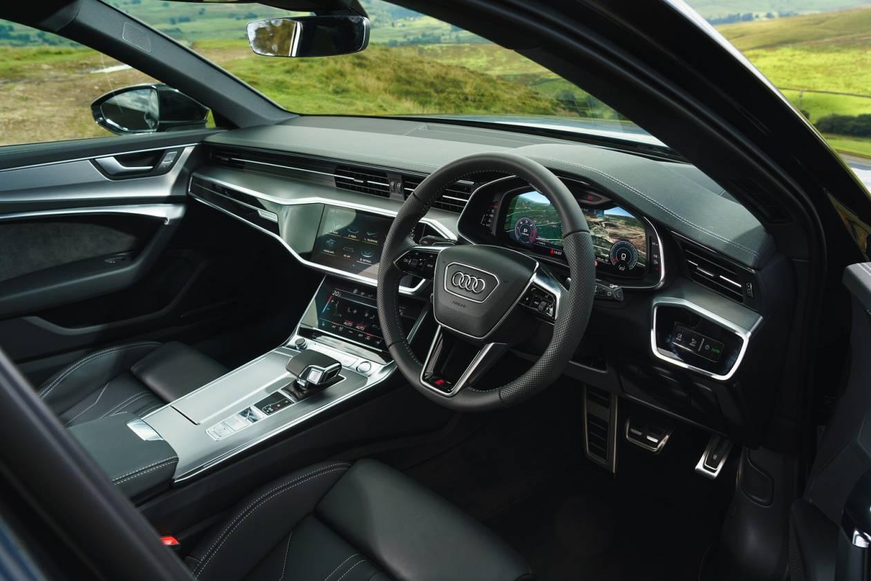 Image 5: Audi A6 Avant 45 Tfsi Quattro S Line 5dr S Tronic