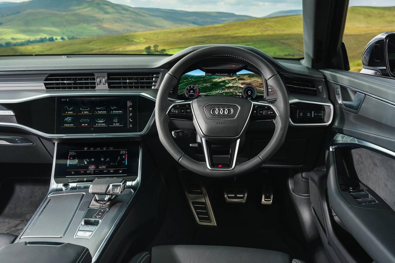 Image 4: Audi A6 Avant 45 Tfsi Quattro S Line 5dr S Tronic
