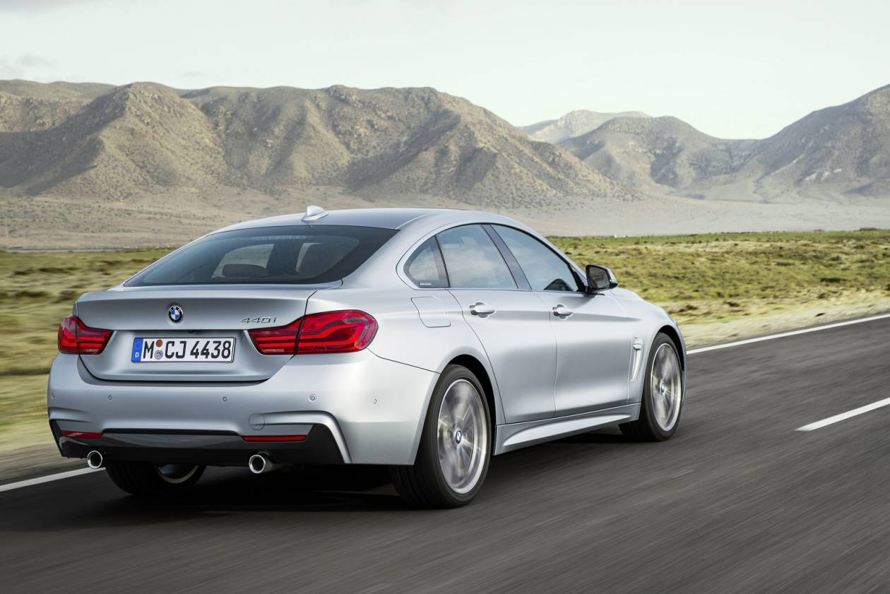 Image 2: BMW 4 Series Gran Coupe 420I M Sport 5dr Auto [professional Media]