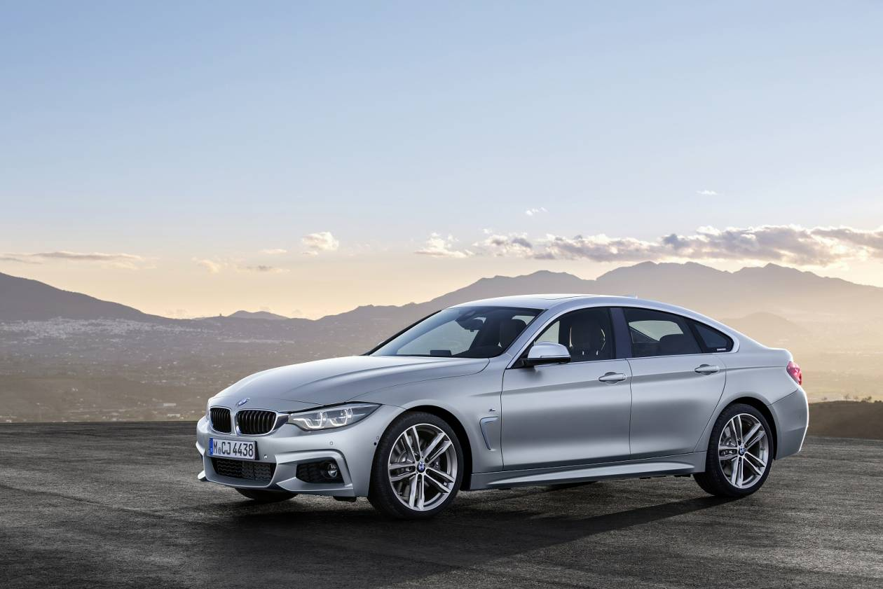 BMW 420d [190] M Sport 5dr Auto [Professional Media]