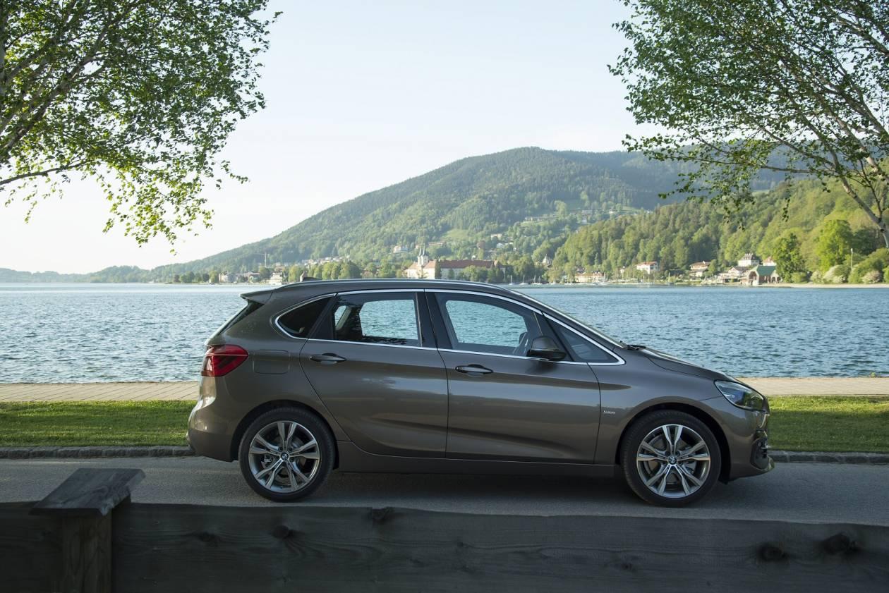 BMW 218i Luxury 5dr Step Auto