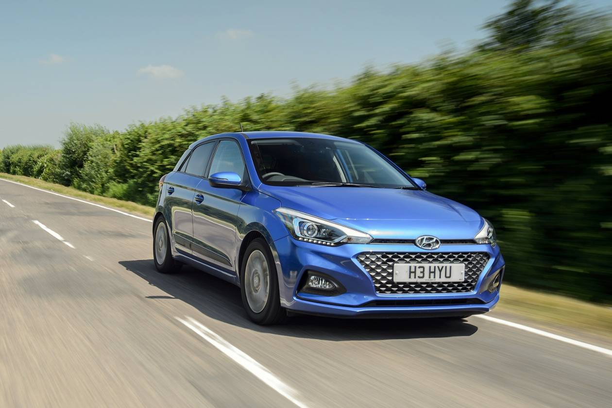 Image 4: Hyundai I20 Hatchback Special Editions 1.2 MPI Play 5dr