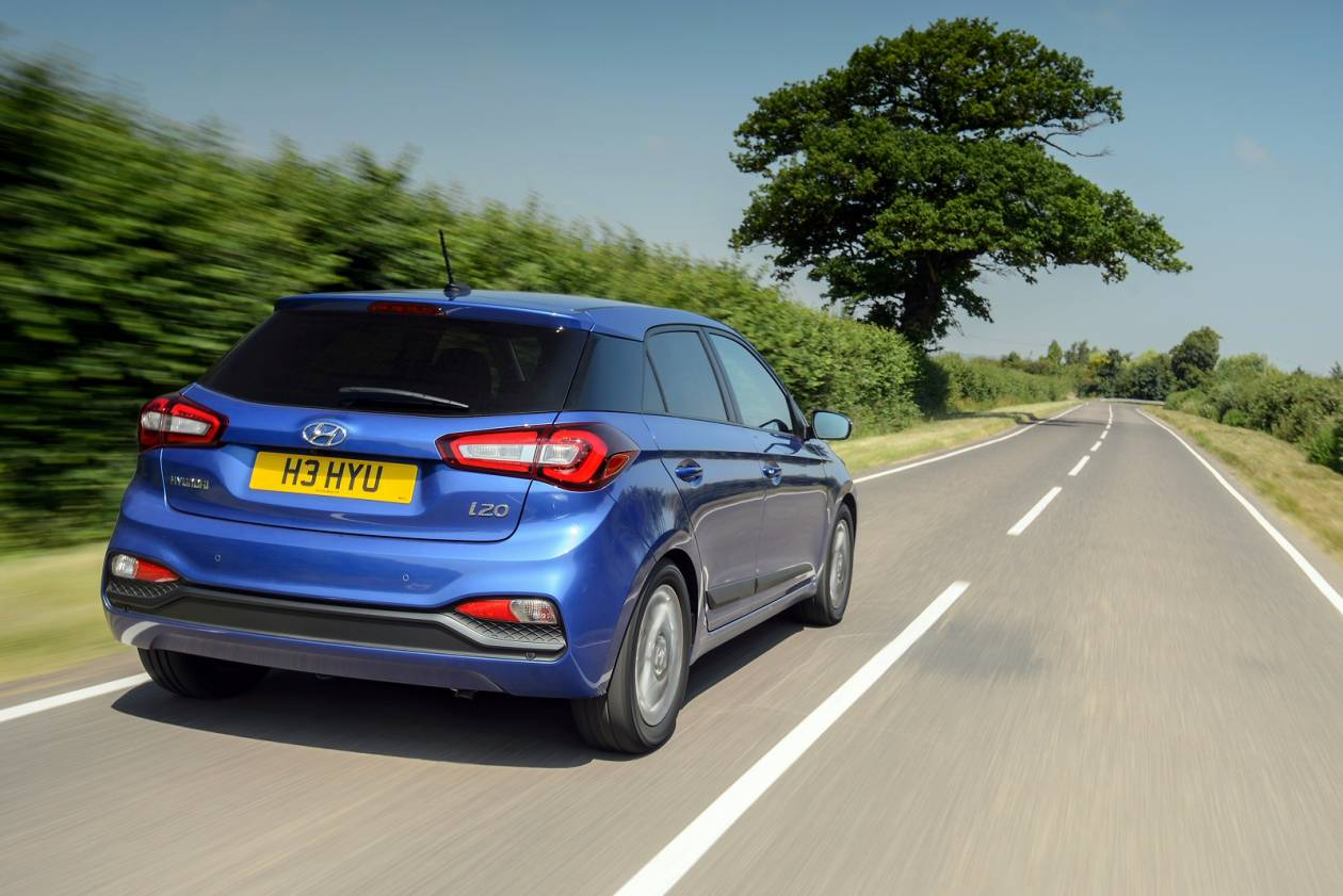 Image 6: Hyundai I20 Hatchback Special Editions 1.2 MPI Play 5dr