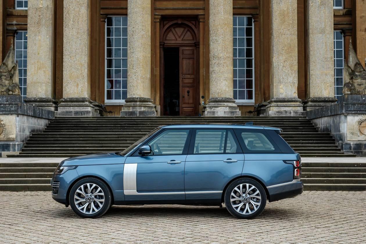 Image 3: Land Rover Range Rover Estate 2.0 P400e Vogue SE 4dr Auto