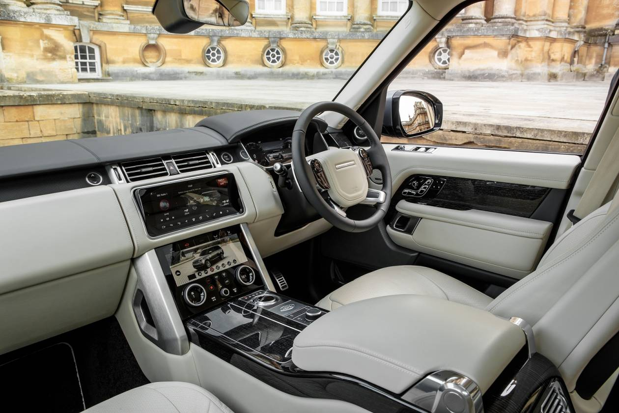 Image 5: Land Rover Range Rover Estate 2.0 P400e Vogue SE 4dr Auto