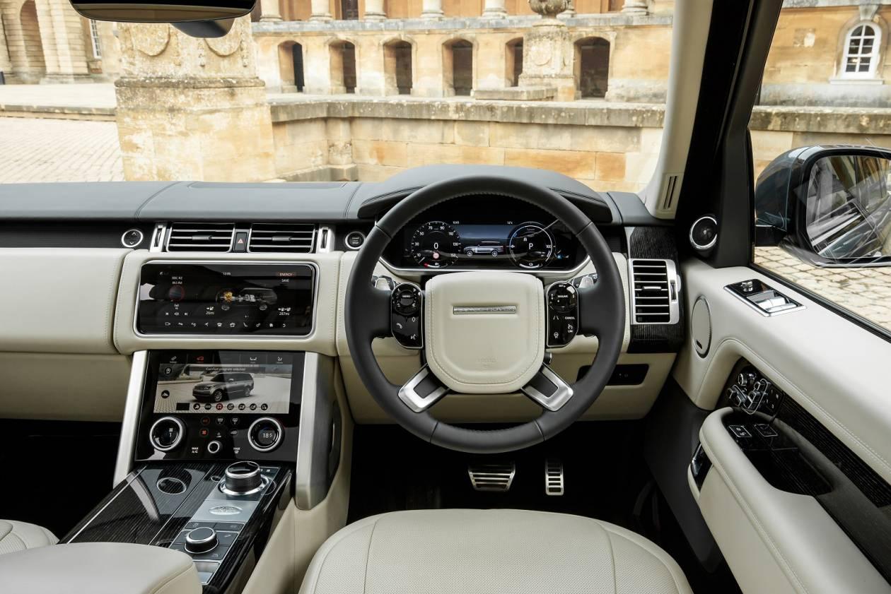 Image 4: Land Rover Range Rover Estate 2.0 P400e Vogue SE 4dr Auto