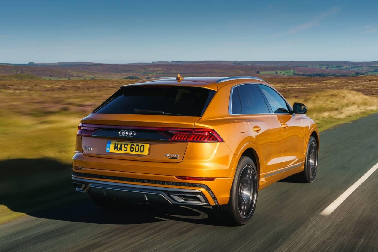 Image 5: Audi Q8 Diesel Estate SQ8 TDI Quattro 5dr Tiptronic