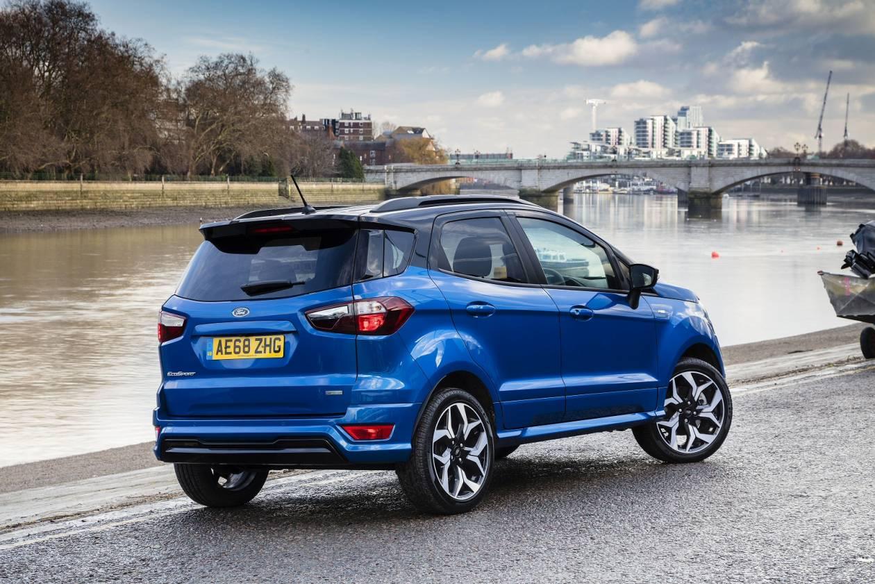 Image 1: Ford Ecosport Hatchback 1.0 Ecoboost 125 Titanium [X Pack] 5dr