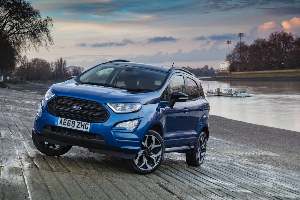 Image 2: Ford Ecosport Hatchback 1.0 Ecoboost 125 Titanium [X Pack] 5dr